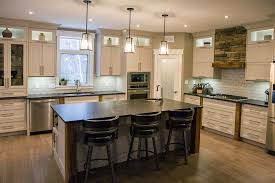 Taupe Cabinets Bruce County Custom Cabinets Kitchens