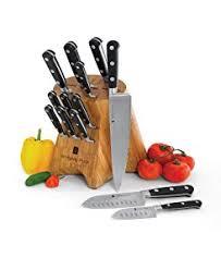 wolfgang puck kitchen knives wolfgang puck 14 knife set cutlery sets