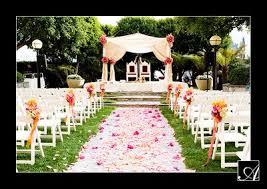 Small Backyard Wedding Ceremony Ideas by White Wedding Decoration Ideas Wedding Garden Decor Xuvetxa Xyz