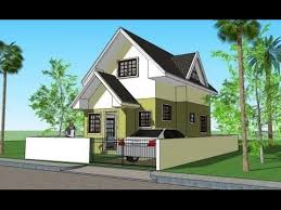 Attic Style House Design