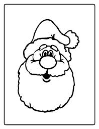 coloring pages to print of santa santa coloring pages 6 coloring kids