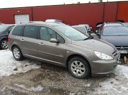peugeot 307 nettivaraosa peugeot 307 2005 1 6i spare and crash cars