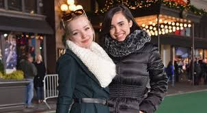 thanksgiving day song lyrics dove cameron u0026 sofia carson get ready for the macy u0027s thanksgiving