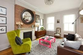 livingroom nyc design ideas for the modern townhouse