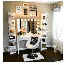 makeup dresser with lights bedroom vanities with mirrors dosgildas com