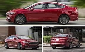 ford fusion sport 0 60 tested 2017 ford fusion sport review car and driver
