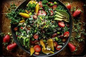 detox power foods salad heather christo