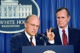 George Bush Cabinet George H W Bush U0027s Criticisms Of Donald Rumsfeld And Cheney