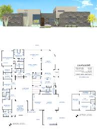 home design plan 36186tx luxury with central courtyard house