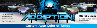 addiption auto color central florida u0027s elite liquid wrap