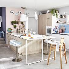 cuisines leroy merlin delinia meuble de cuisine d cor bois delinia nordik leroy merlin con