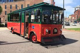 Charleston Trolley Map Music City Trolley U0026 Double Decker Hop On Hop Off Tour
