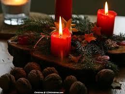 christmas decorations candles u2013 decoration image idea