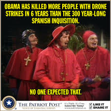 Spanish Inquisition Meme - no one expects the spanish inquisition sorry could not resist