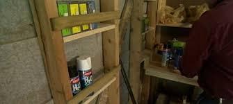 Narrow Storage Shelves by Simple Garage Or Workshop Storage Solutions Today U0027s Homeowner