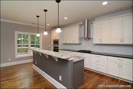 bar height kitchen island home building and design home building tips kitchen