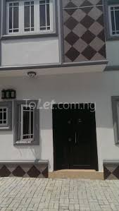 3 Bedroom Duplex by 3 Bedroom Duplex For Rent Lekki Palm City Estate Thomas Estate