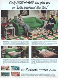 Innerspring Mattress For Sofa Bed simmons company advertisement gallery