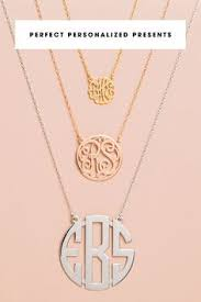 Monogram Pendant Necklace With Initials I U0027ve Been Wearing My Gold Disc Non Stop One Side Says Believe