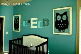 Interior Design Themes For Home Modern Black White Woodland Themed Nursery Baby Boy Room Ideas