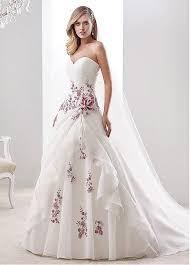 sweetheart neckline wedding dress buy discount glamorous organza sweetheart neckline a line wedding