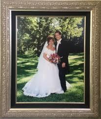 wedding frames custom wedding frames austin tx
