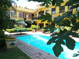 hotel hacienda de las flores san miguel de allende mexico