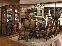 Traditional Dining Room Tables Traditional Dining Room Sets Neo Renaissance Dining Set