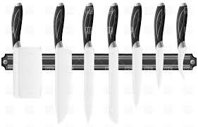 knife set for the kitchen vector clipart image 19517 u2013 rfclipart