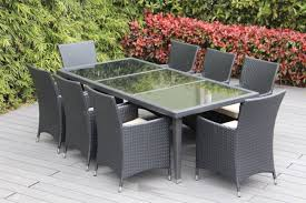 Outdoor Patio Furniture Sets by Genuine 29 Piece Ohana Wicker Patio Furniture Set Outdoor