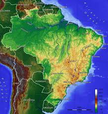 Amazon Rainforest Map Brazil Travel Guide Brazil Map Climate Temperatures Humidity And