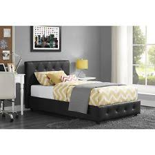 Bed Frame And Headboard Twin Size Beds And Bed Frames Ebay