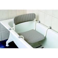 siège pour baignoire handicapé chaise de baignoire suspendue kulan