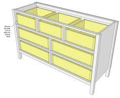 ana white full storage captains bed diy projects diy