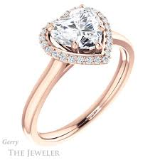 gold engagement ring settings cut engagement ring setting gtj925 r gerry the jeweler
