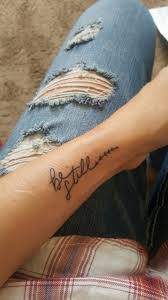 my text tattoo and in that moment i swear we were infinite