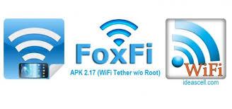 foxfi apk foxfi apk 2 17 wifi tether w o root free