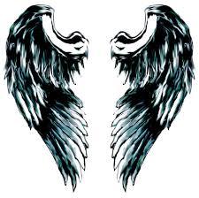 cross angel wing tattoos angel wing cross tattoo tattoo collection