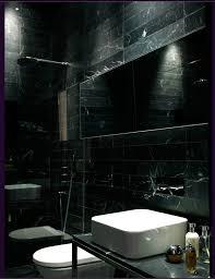black bathrooms ideas best 25 black marble bathroom ideas on framed shower