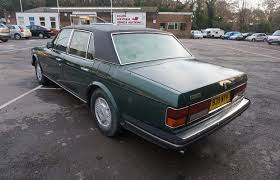 old bentley mulsanne bentley mulsanne 1985 south western vehicle auctions ltd