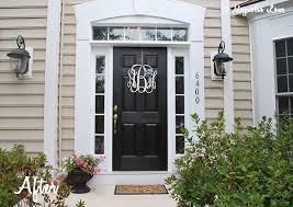 Front Door Paint by Front Door Paint Makeover Hometalk