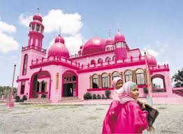 Color Pink by For This Mayor Pink Is The Color Of Peace Inquirer News