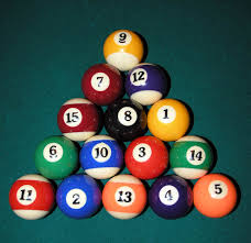 Professional Size Pool Table Eight Ball Wikipedia