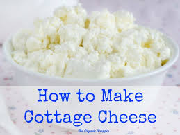 What Do You Eat Cottage Cheese With by How To Make Cottage Cheese The Organic Prepper