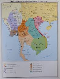 South East Asia Map Southeast Asia Historical Atlas Maps Datasets Ecai Ckan Portal