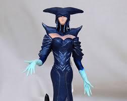 League Legends Halloween Costume League Legends Figure Etsy