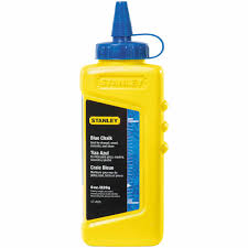 8 oz blue chalk refill 47 803 stanley tools