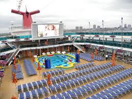carnival cruise dream pools pinterest punchaos com