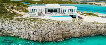 Map Of Turks And Caicos Tip Of The Tail Villa Luxury Retreats