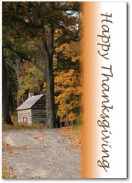 professional thanksgiving greeting cards